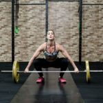 Weightlifting proper procedure
